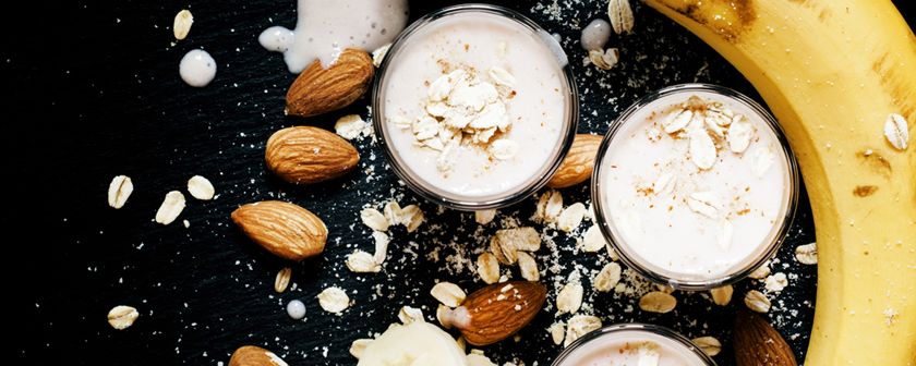 Almond Butter Smoothie