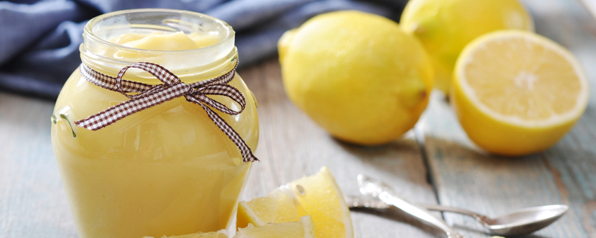 Stephanie Alexander's Lemon Curd
