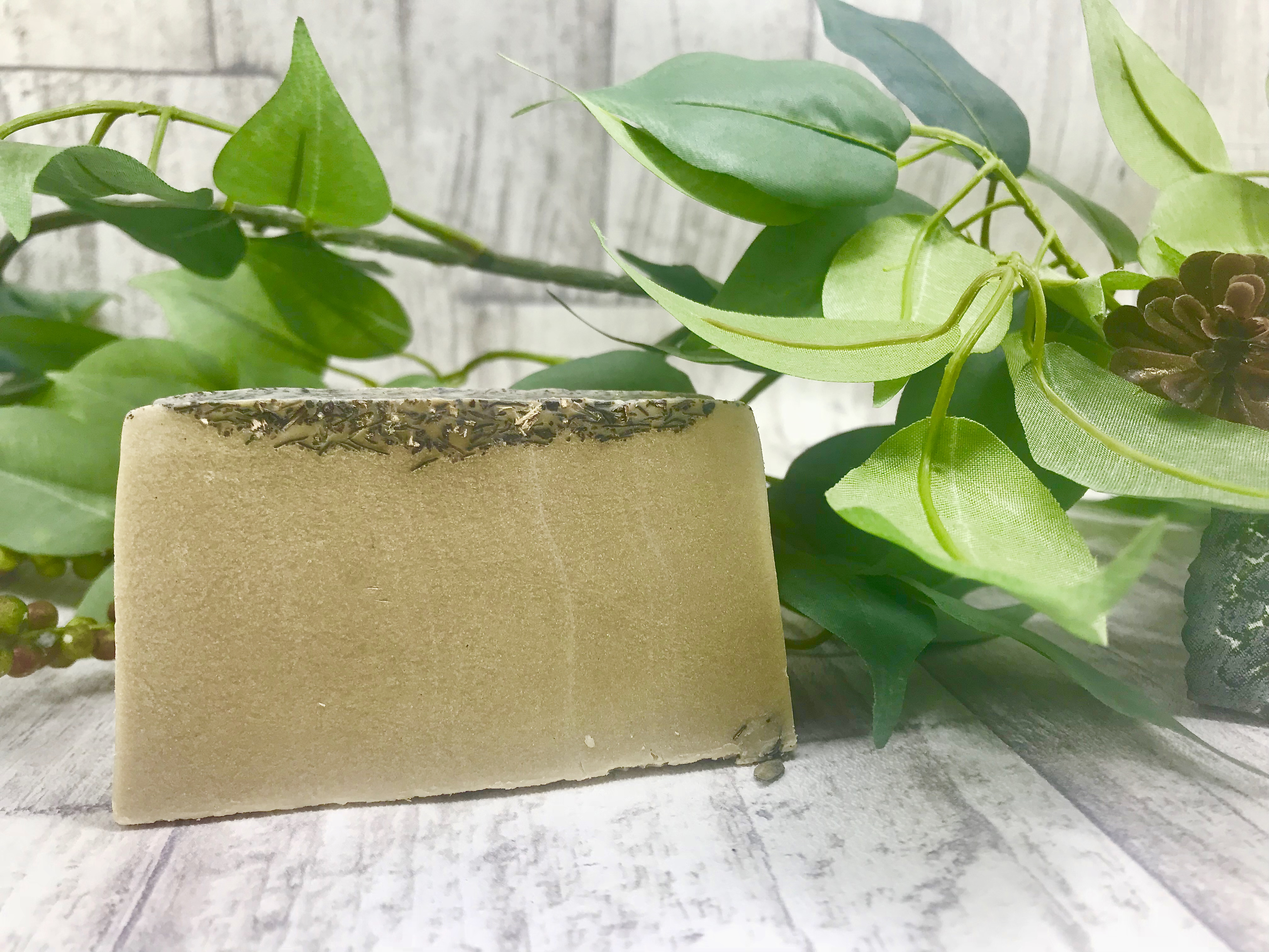 Wild Botanical Soap-Gumby Gumby