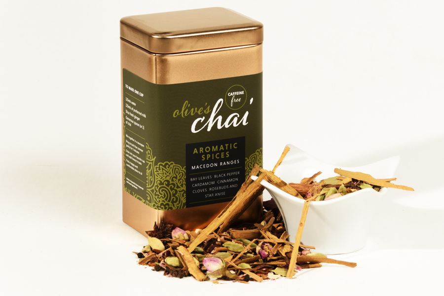 Yummy Chai - Caffine Free and without any black tea
