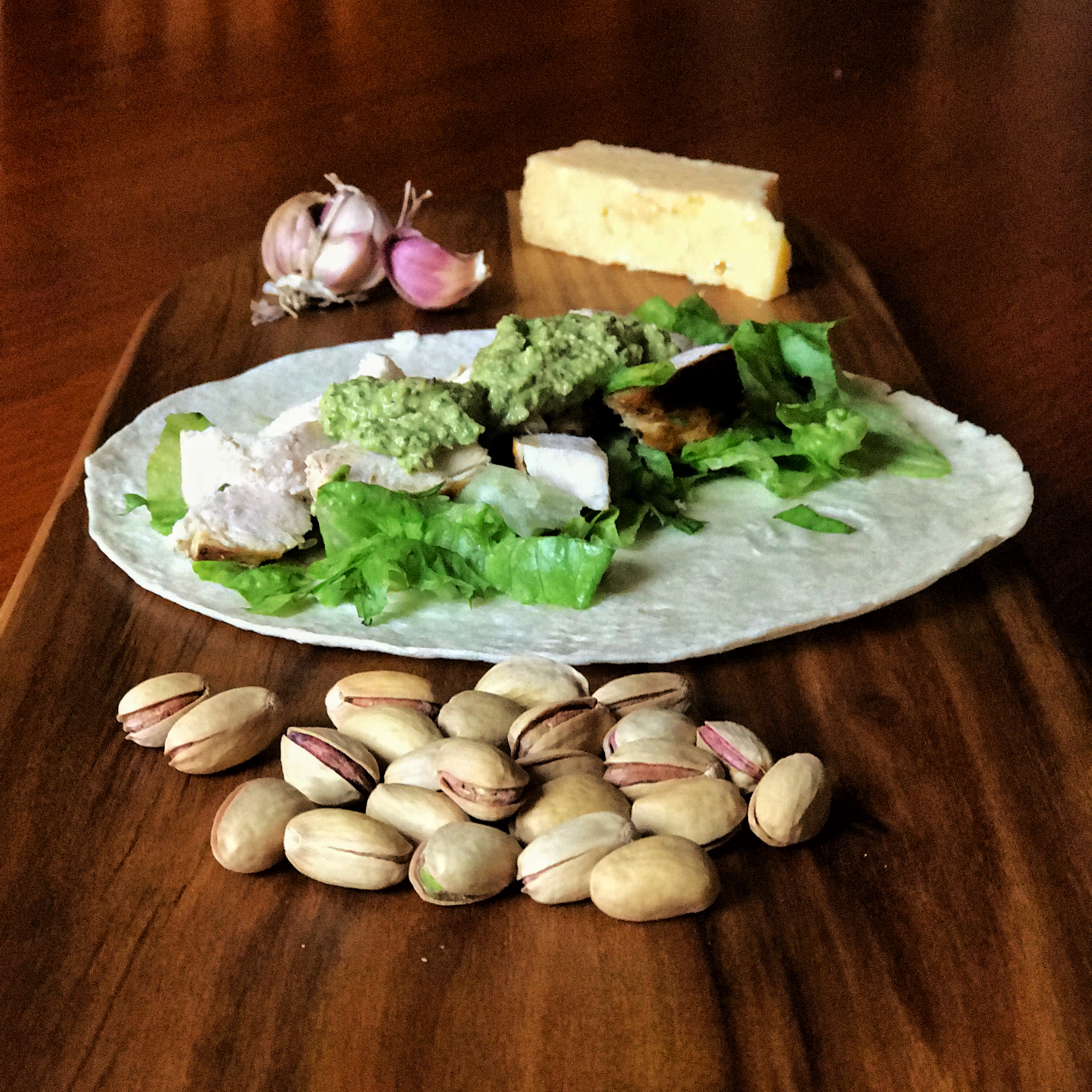 Tasty ideas with pistachios