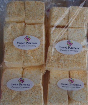 Made to order Toasted Coconut Marshmallows Packs