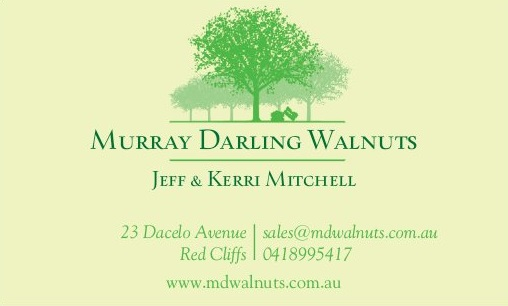 Murray Darling Walnuts