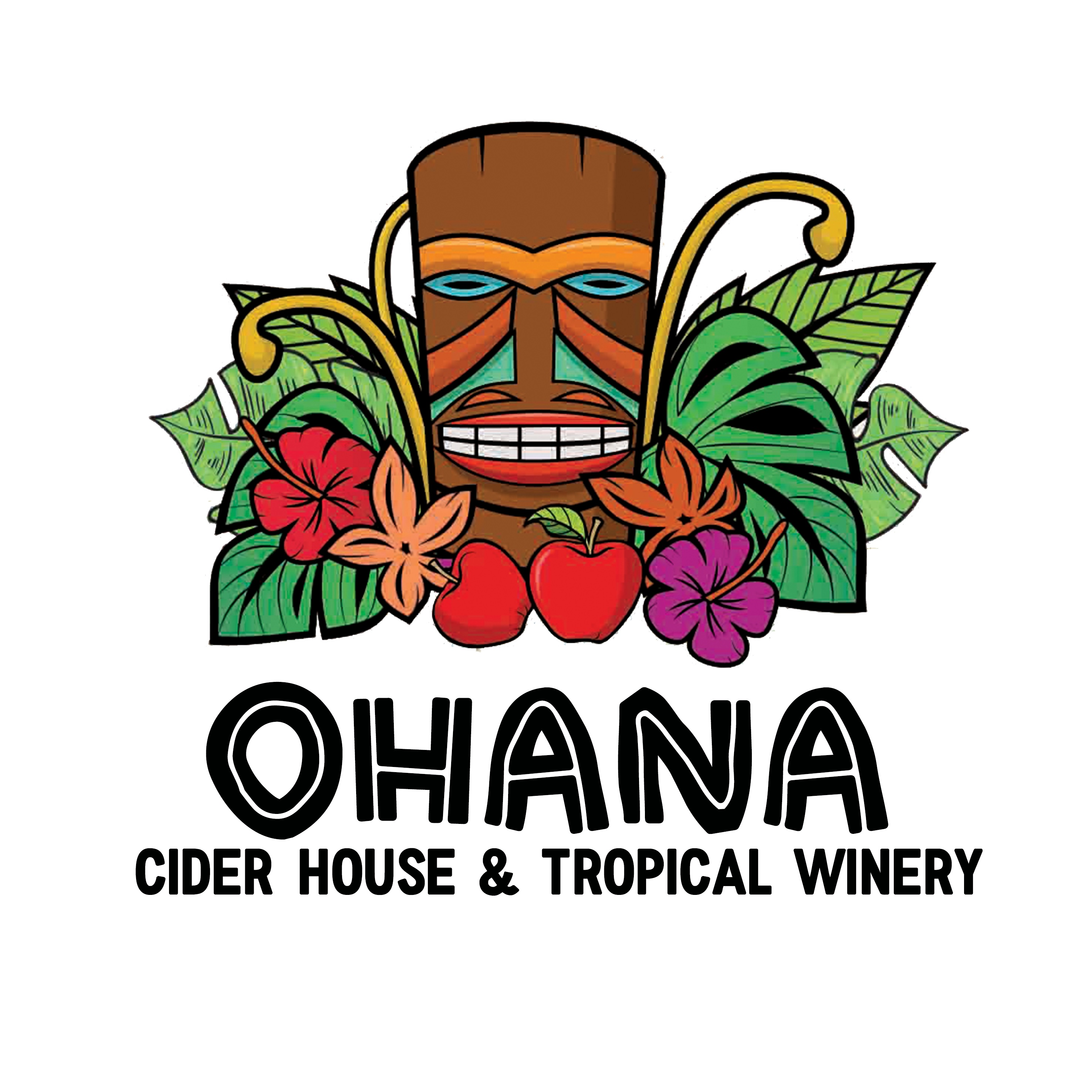 Ohana Winery and Cheeky Tiki Cider