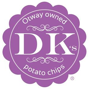 DK's Purple Potato Chips
