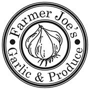Farmer Joe's Garlic and Produce