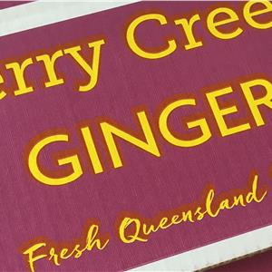 Jerry Creek Ginger
