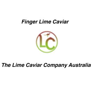 Fresh finger limes from The Lime Caviar Company Australia